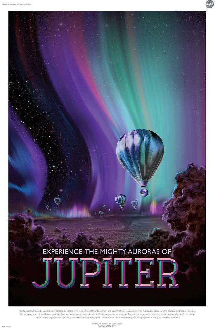 Design poster retro - 14 Retro Space Travel Posters From Nasa S Jet Propulsion Laboratory Download Free