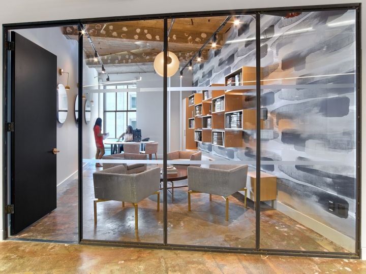 WME IMG Offices By Rockwell Group New York City