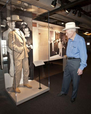 The Sixth Floor Museum at Dealey Plaza Adds Iconic Artifacts, Enhances Core Exhibit in Preparation for 50th Anniversary of President John F....