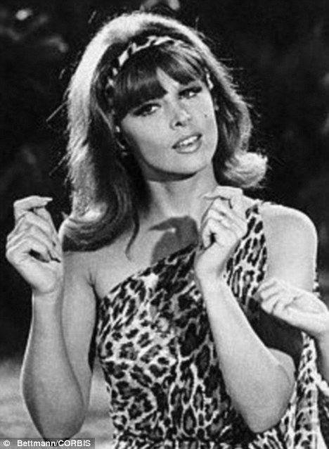 famous 1960's actresses | ... by actress Tina Louise in 1960s TV comedy series Gilligan's Island