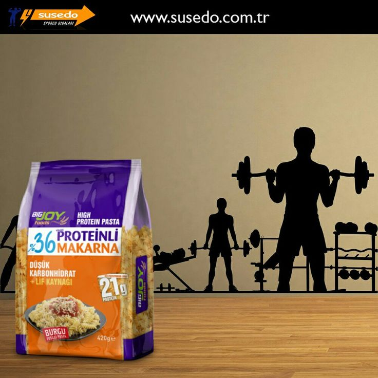 Makarnalar değil sosları kilo aldırır diye söylenir Big Joy Proteinli Makarna ise düşük karbonhidrat yüksek protein içeriği sayesinde her yemeğinizin yanında yiyebilirsiniz.  https://www.susedo.com.tr/Amino-Asitler/BigJoy-Proteinli-Makarna-420-Gr  Sipariş ve sorularınız için WhatsApp: 0532 120 08 75 Telefon: 0212 674 90 08 E-posta: siparis@susedo.com.tr #protein #makarna #proteinmakarna # besleyici  #egzersiz #protein #fitness #gym #spor #sağlık #kas #vücut  #enerji #güç