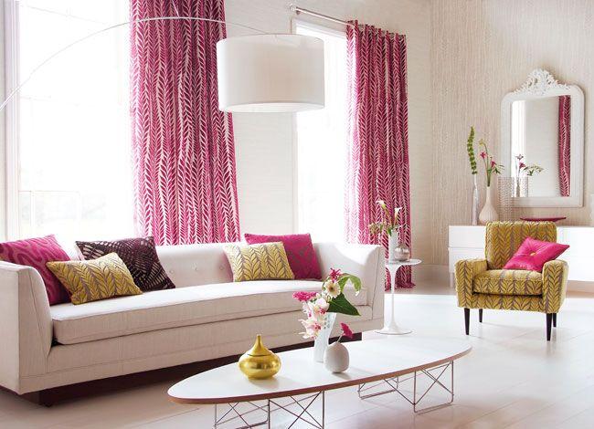 24 best Living room images on Pinterest | Designer wallpaper, Living ...