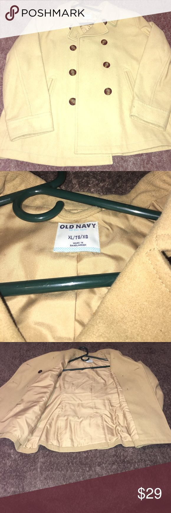 Women's coat.. like new Old Navy Pea coat... excellent condition Old Navy Jackets & Coats Pea Coats