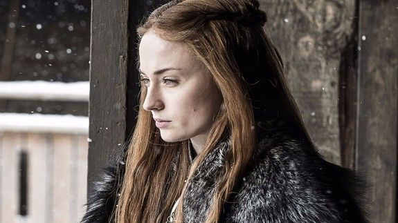 What does Bran Stark know about Sansa that we don't?  Yay! Another surprise Stark family reunion! That ended in one of them callously reminding the other about her violent rape and domestic abuse in their childhood home?  Okay well that's not exactly how we imagined things would go. Actually I think Bran and Sansa's frigid reunion would be enough to make even a White Walker shiver.  SEE ALSO: Bran from 'Game of Thrones' says Stark family reunion will be 'disappointing'  But never fear…