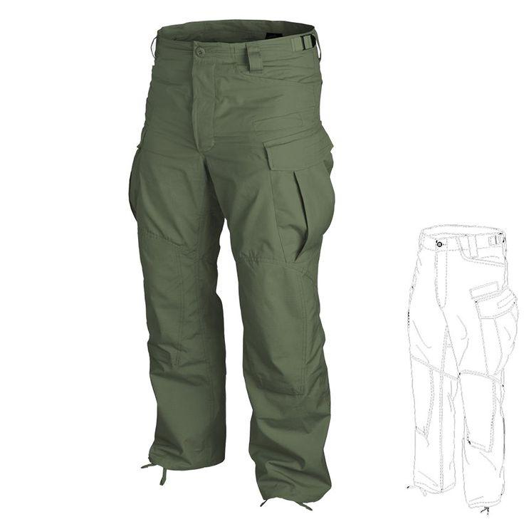 """Магазин """"ARMYLIFE"""" - одежда в стиле милитари, военная форма стран армий НАТО, аксессуары, экипировка, туристическое снаряжение - Продукция - Брюки/Шорты - Брюки SFU PR, olive green"""