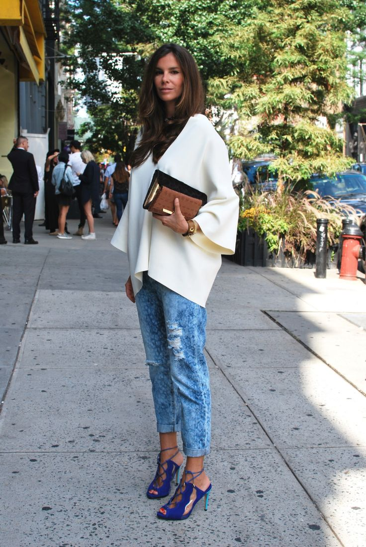 New York Street Style: Soho Glamour