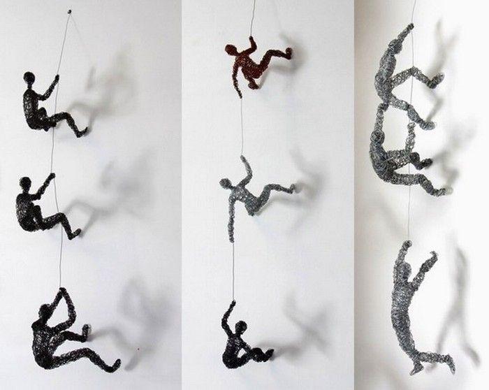 фигурки альпинистов картинки того, внешняя красота
