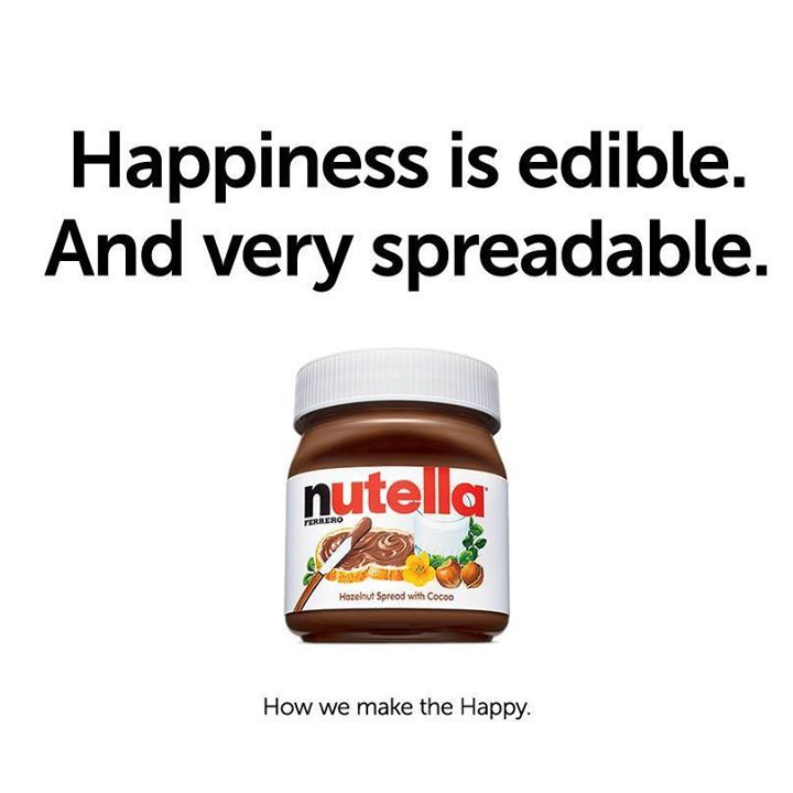 Humor Inspirational Quotes For Jar: 54 Best Nutella! Images On Pinterest