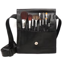 12 piece Professional Makeup Brush Set with Apron – Makeup Artist Network Online Store