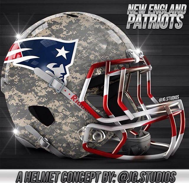 #NEP Patriotic helmet