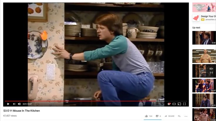 "47-Second Clip From 'Family Ties' Season 3 Now Available On YouTube  ||  SAN BRUNO, CA—Touting the prestigious addition to their comedy portfolio, executives from YouTube announced Monday that a 47-second clip from the third season of Family Ties is now available on their video-sharing website. ""We're so proud to bring…"