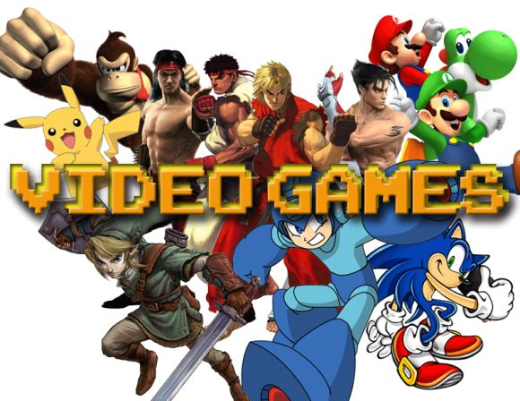 July 8 - National Video Games Day Why Video Games Aren't So Bad For You