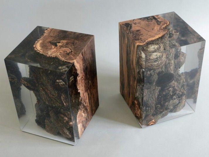 Fungi Stool Twins - www.alcarol.com