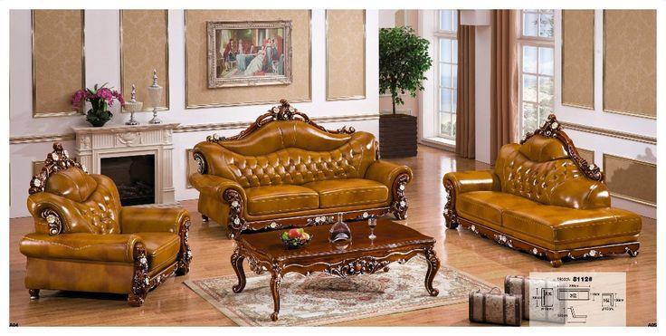 Iexcellent diseñador cama de sofá de la esquina, sofá de estilo europeo y americano, sillón reclinable de cuero italiano sofá muebles juego de sala(China (Mainland))