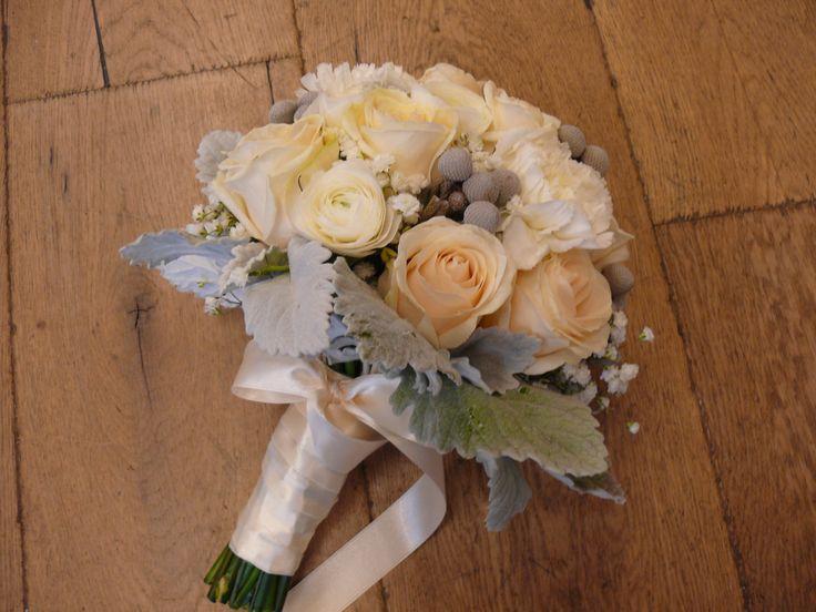 Delicato bouquet per la sposa d'inverno❄️