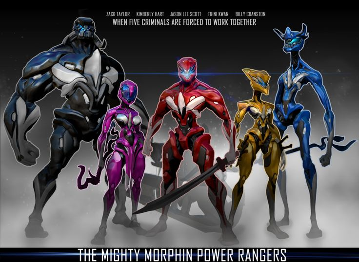 The Mighty morphine Power Rangers by Peachlab.deviantart.com on @DeviantArt