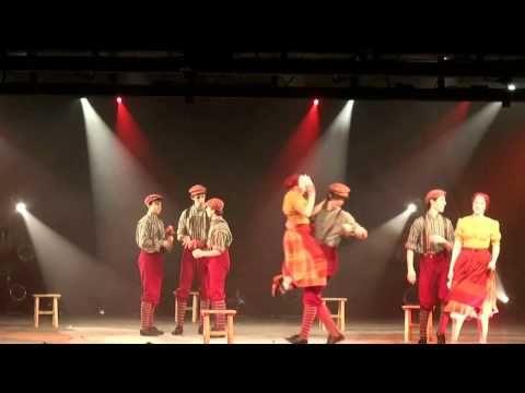 Turlupinage ( Troupe de danse folklorique Mackinaw) 7 mai 2011 - YouTube
