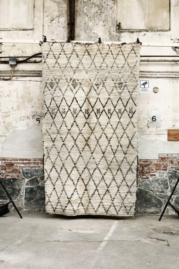 The Importance Of A Rug. Moroccan InteriorsMoroccan RugsMoroccan StyleBeni  ...