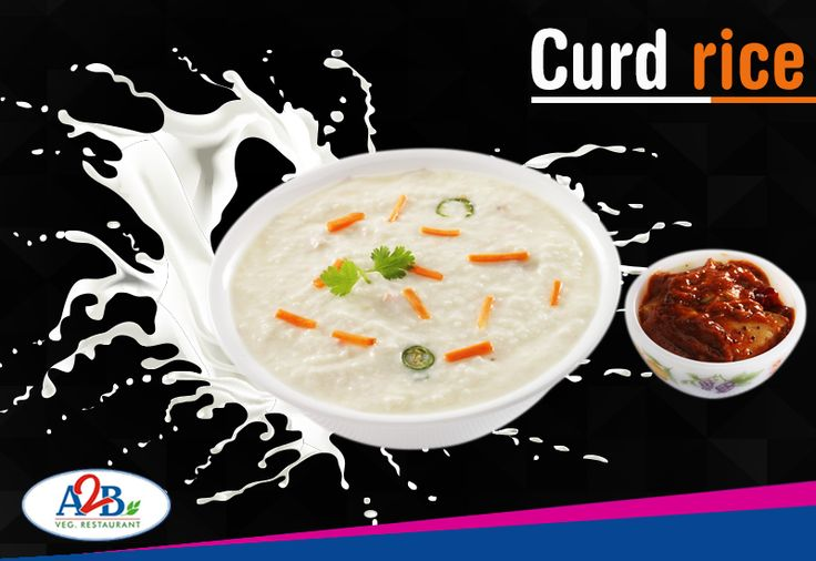 Curd Rice, The best food this Summer season. Made from Fresh Curd, enjoy the yummy Curd rice at Adyar Ananda Bhavan  www.aabsweets.in | admin@aabsweets.com +91- 44 - 23453050, 24469977, 24462324  #AdyarAnandaBhavan #Food #Foodie #Restaurant #snacks #Foodchats #CurdRice #SummerFood #A2B