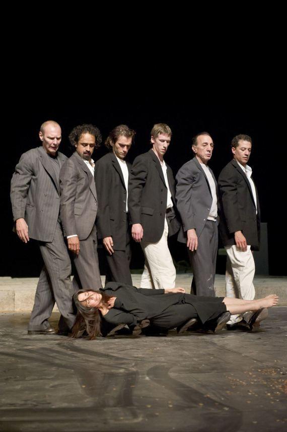 Palermo Palermo de Pina Bausch – Dansercanalhistorique