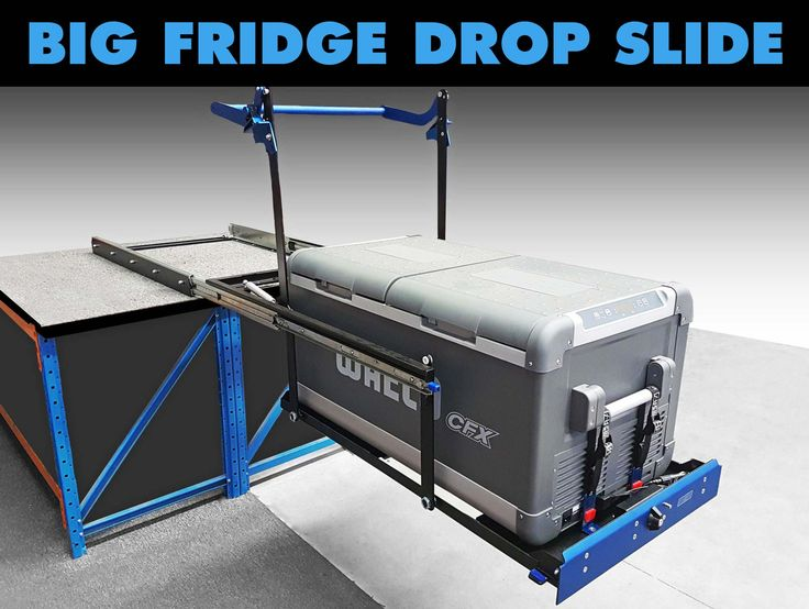Finally a drop slide solution for your BIG fridge!  Superior Engineering now have in stock the newly released MSA 4x4 DS95 drop slide.  https://www.superiorengineering.com.au/msa-4x4-drop-slide-ds95-31218  #MSA4x4 #dropslide #fridge #freezer #4x4Accessories