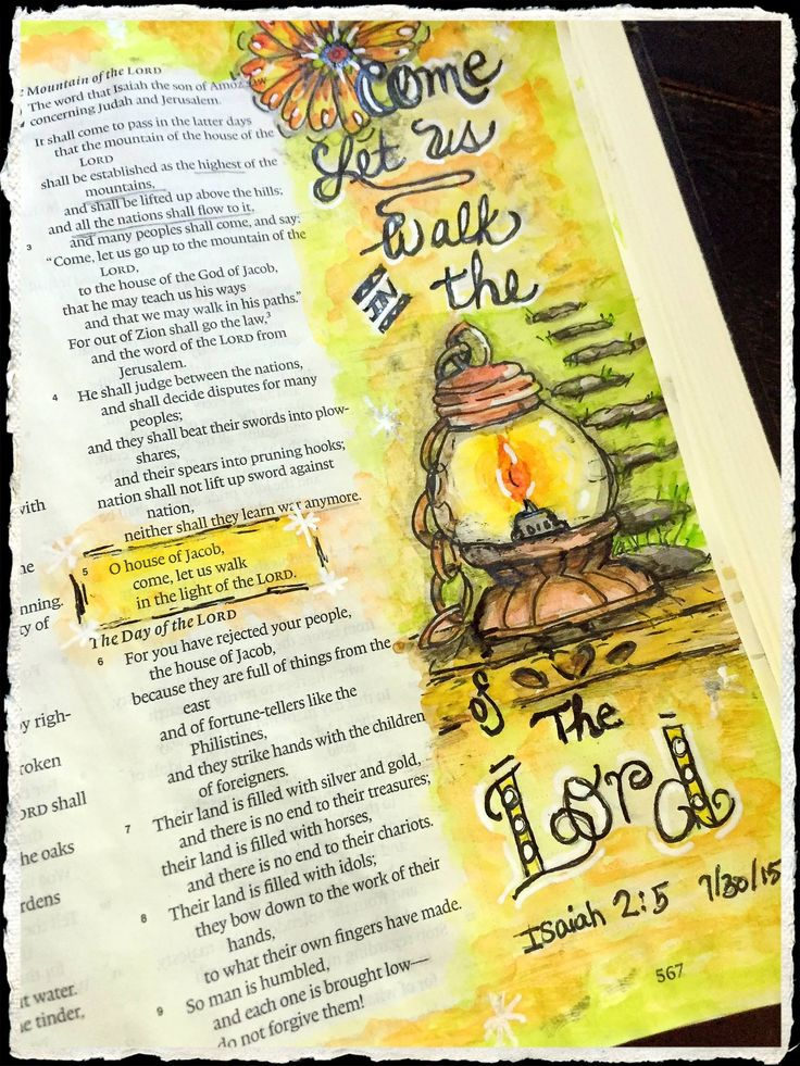 Come let us walk in the Light of the Lord today, and bring forth fruit pleasing unto His wonderful name - JESÚS ! °°{DM}°°