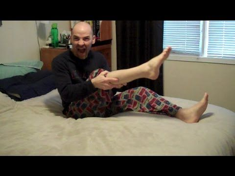 Health Tip -  How to Stop a Calf Cramp in Seconds - Markham Chiropractor