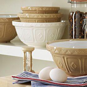 Baking: Mixing Bowls, Batter Bowls, Baking Accessories