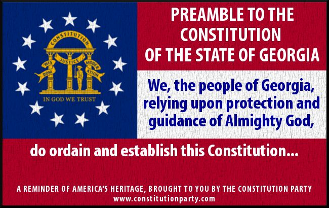 Image result for God in State Constitution images