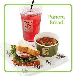 Top Fast-Food Picks for People with Diabetes | Diabetic Living Online PANERA BREAD'S YOU PICK TWO MENU: HALF SANDWICH OF SMOKED TURKEY BREAST ON HONEY WHEAT BREAD WITH A CUP OF LOW-FAT VEGETARIAN VEGETABLE SOUP WITH PESTO. TO DRINK, ACAI BERRY ICED GREEN TEA.