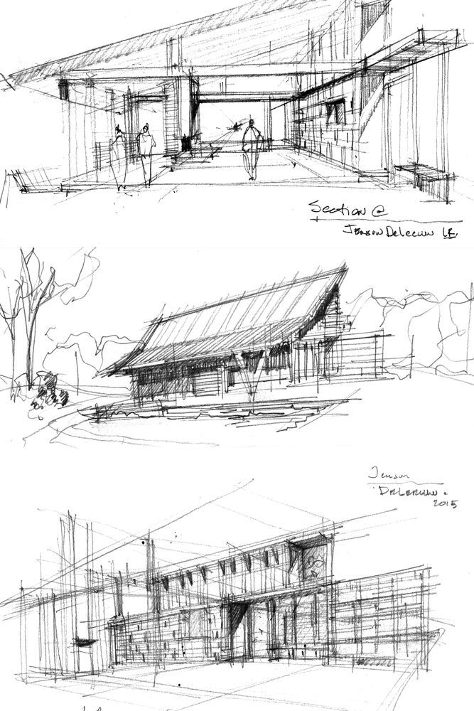 Mp06b Architectural Sketching Ideas For Architecture College Portfolio A In 2020 Architecture Design Sketch Architecture Concept Drawings Architecture Design Drawing