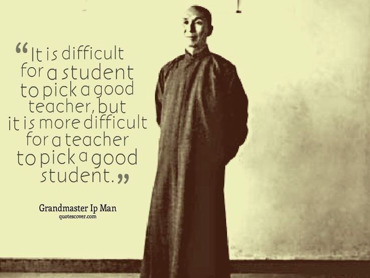 A quote from Grandmaster Ip Man #martial arts #Wing Chun http://www.mysteryoflove.org/story.php?title=awesome-events-in-advanced-muay-thai-mma-wresteling-etc-|-renzo-gracie-fight-academy-|-brooklyn-fight-club