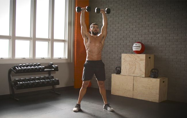 5-Minute Death Sets | Men's Health