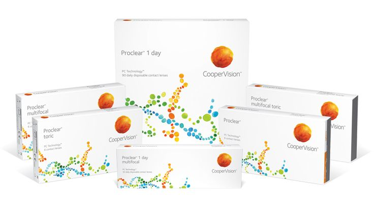 Multifocal Contact Lenses & Best Contact Lenses for Clear Vision | CooperVision
