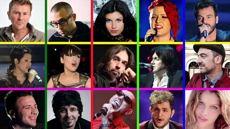 Sanremo 2014 Canzoni & Cantanti - Jukebox Musicale