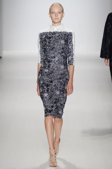 Tadashi Shoji | Spring 2015 Ready-to-Wear Collection | Style.com