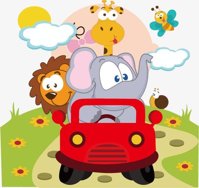 Creativo De Dibujos Infantiles Clipart De Dibujos Animados Primavera Flores Png Y Psd Para Descargar Gratis Pngtree Cartoon Clip Art Cartoon Lion Art For Kids