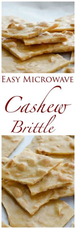 Crunchy, airy, nut brittles are simply irresistible this time of year. I love homemade candy for simple gifts and easy last minute dessert trays. I have a weakness for the easiest of candy recipes and...