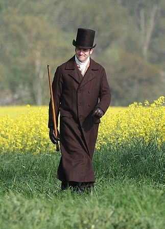 Mr. Knightly from BBC production of Emma 2009 - Jonny Lee Miller