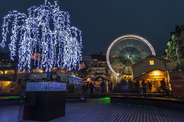 Adventstipp: Weihnachtmarkt Montreux Noel - Reisetipp