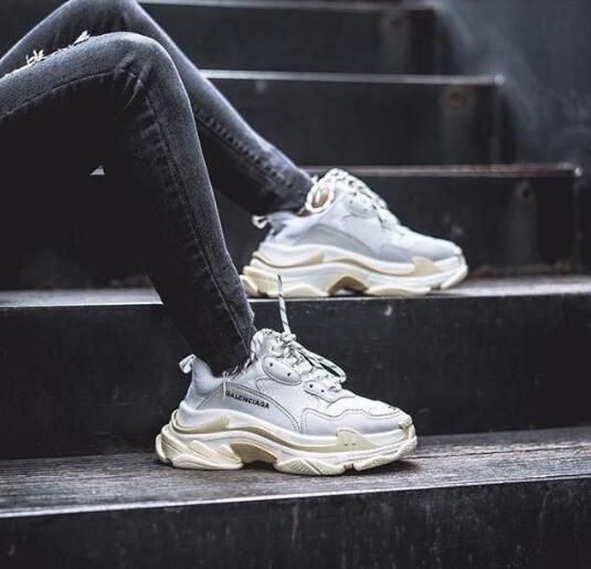 f45c81115f41 Balenciaga Triple S Trainer 483546W06F19000 Shoes SALE at amazing price!!!  Plz pay attention to my website www.find-sneaker.com (check my bio website  link).