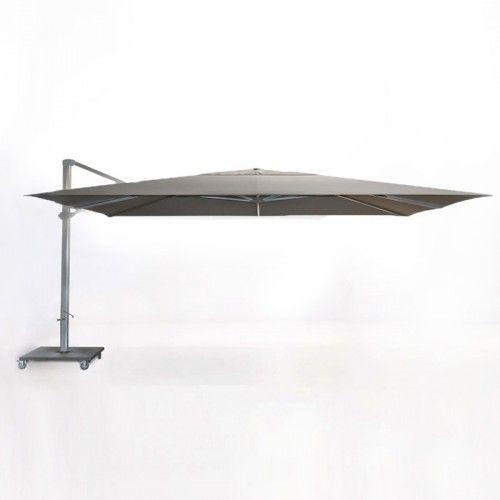 Cantilever Patio Umbrella Rectangular Treasure Garden