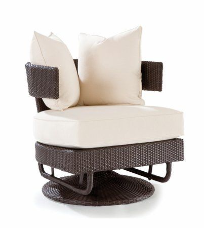 Wonderful Spinnaker Outdoor Wicker Lounge Chair Swivel Glider By Wicker Liked From A  Luxurious Wicker Sofa. Great Pictures