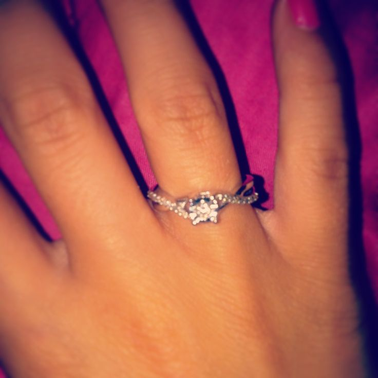 The Most Beautiful Promise Ring I Have Ever Seen From My