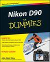 Nikon D90 For Dummies (0470457724)