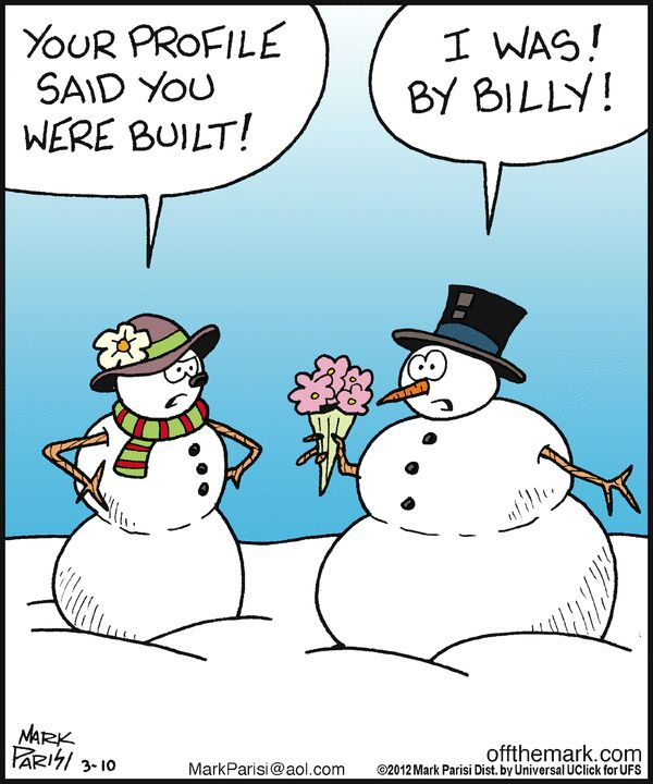 """Built by Billy...    - """"Off the Mark"""" by Mark Parisi;  3/10/12"""