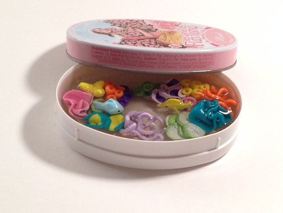 Miniature polymer clay coral reef with fish polymers for Clay fish pond
