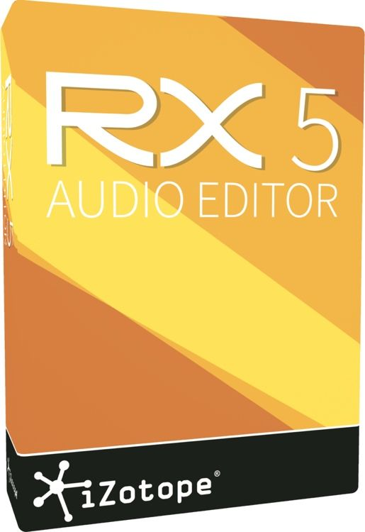 Audio Restoration and Repair Software with Standalone Application, Plug-in Suite, and Roundtrip Processing Capability - Mac/PC AAX, VST, AU, RTAS