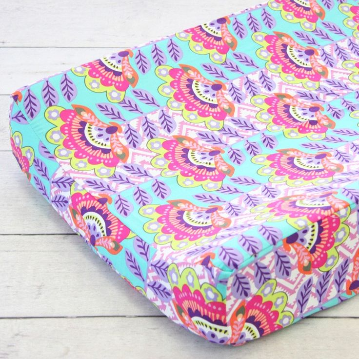 Rosenberry Rooms has everything imaginable for your child's room! Share the news and get $20 Off  your purchase! (*Minimum purchase required.) Avery's Aztec Changing Pad Cover