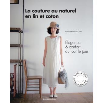 La couture au naturel en lin et coton
